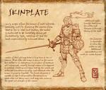 Skinplate codex