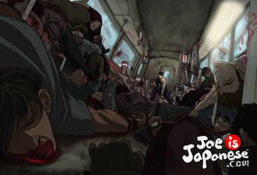 Joe is Japanese - Cleaning Up by Inkthinker