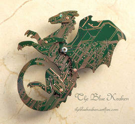 pern circuit board dragon