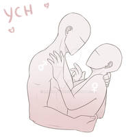 [CLOSED] YCH | Couple 7| Set price