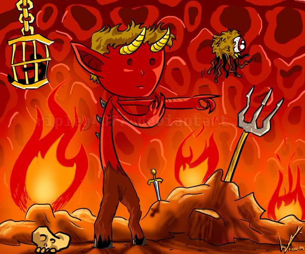 Turmoil and Absinthe by ripley4O77