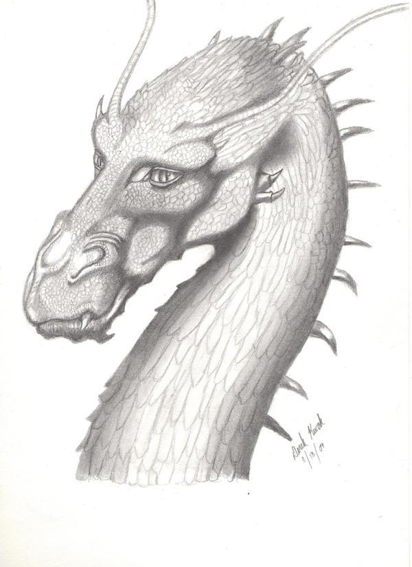 Eragon Book Cover Art : Eragon book cover by dkchopsuey on deviantart