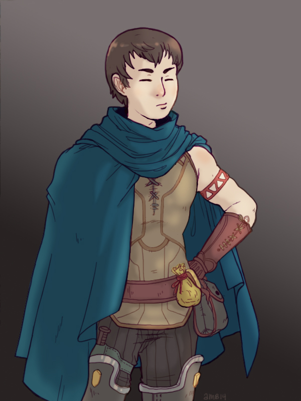 Thief Kellam by Amb0rg