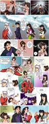 Inuyasha Comic 1. by MadziaVelMadzik