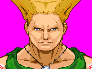 Guile 1 by malevka1