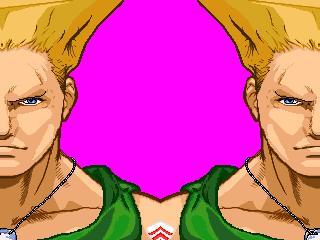 Guile 2 by malevka1