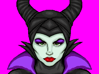Maleficent 1 by malevka1