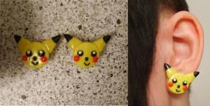 Pokemon: Pikachu Ear Gauges