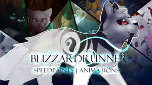 YouTube Banner by Blizzardrunner