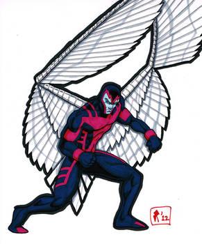 Archangel sketch