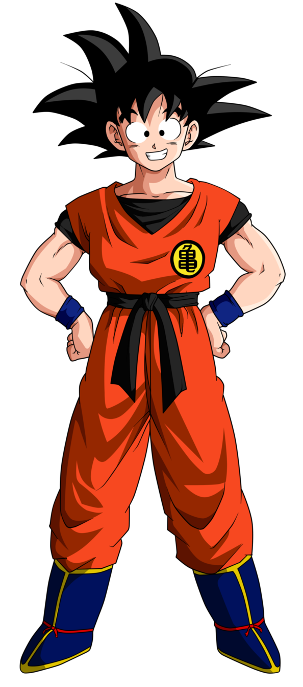 Dragonball z teen picture 9