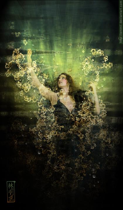 I Dream of Nereides by emmil