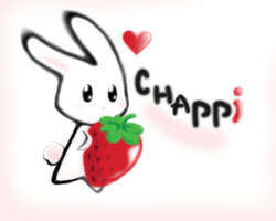Chappi n' Da Strawberry by ChappiRuki