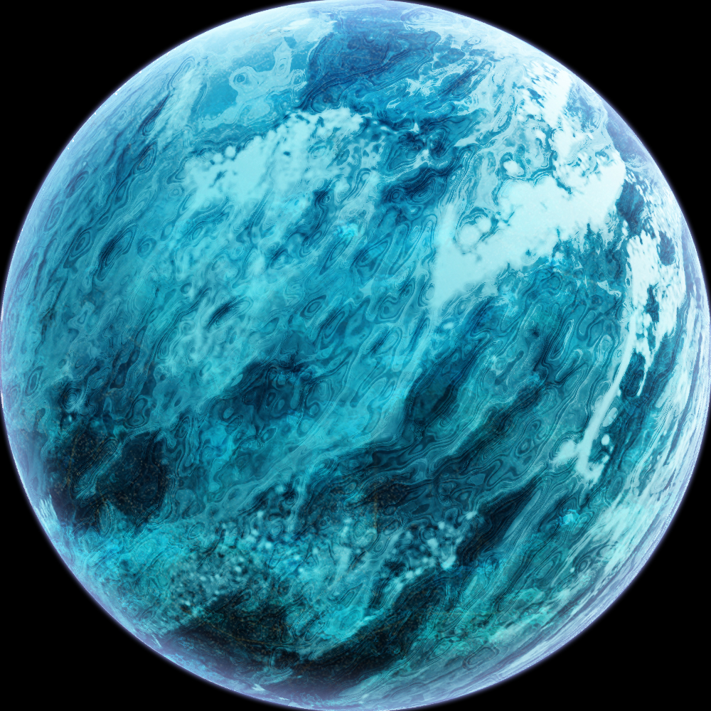 The Water Planet by mmx2000