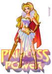 Princess Of Poweeer