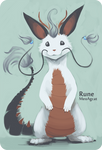 1 Hour Contest: Rune