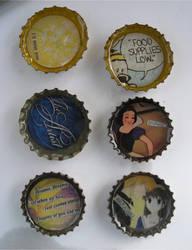 Bottle Caps: Random 3