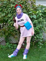 bulma costume