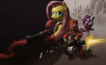 You're on Your Way to: CANTERLOT