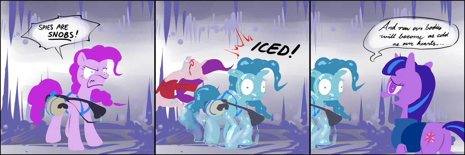 a cold day by stupjam