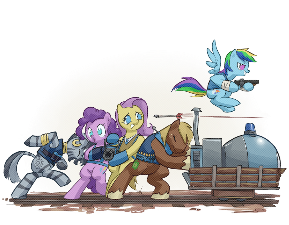 Pootis Cart Before the Horse by stupjam