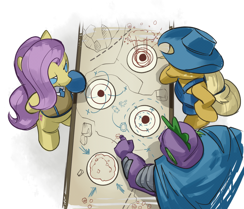 Big Spike's Big Plan by stupjam