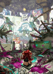 Octoling: Life in the Dome