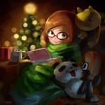 Nikki Holidays by stupjam