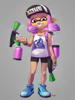 Squid Dualies