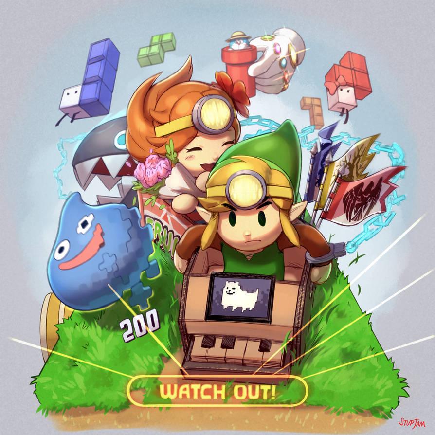 Nintendo Direct 2019-02-13 by stupjam on DeviantArt