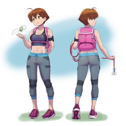 Umihara Kawase Exercise