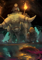 That Ox from botw 2