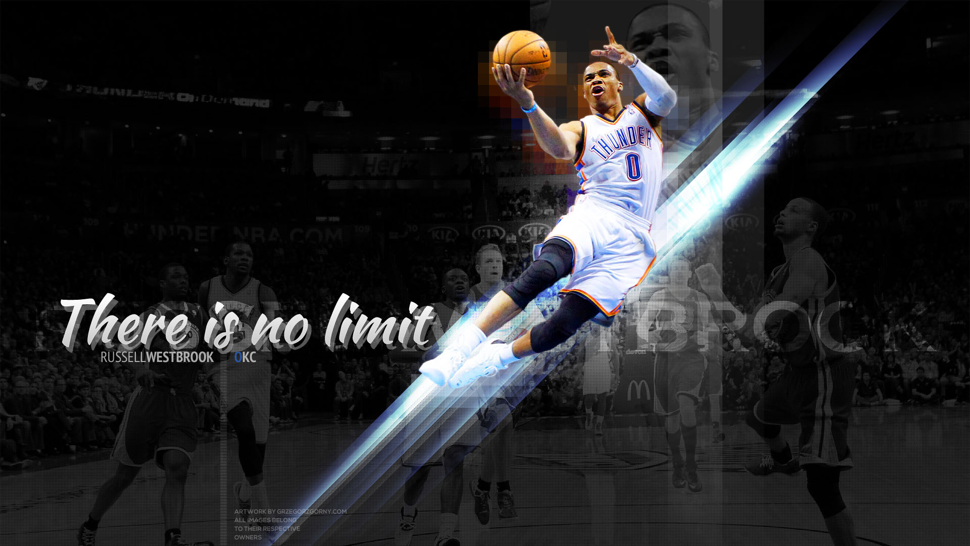 Simple Wallpaper Logo Kevin Durant - russell_westbrook_wallpaper_by_trzygie-d6ydqhw  Pictures_143393.jpg