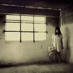 Caged Spirits by JolsAriella