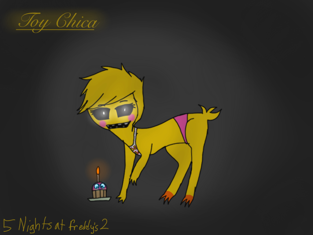 5 Nights At Freddy's Chica toy chica 5 nights at freddy's 2 drawing 3