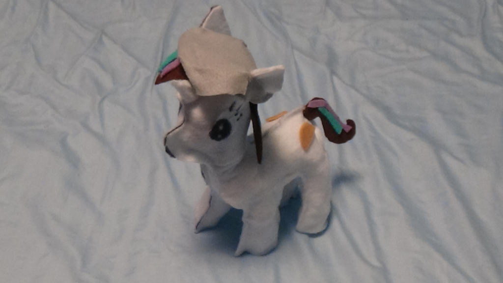 Plushie for Tommy Taco by Twilyx360