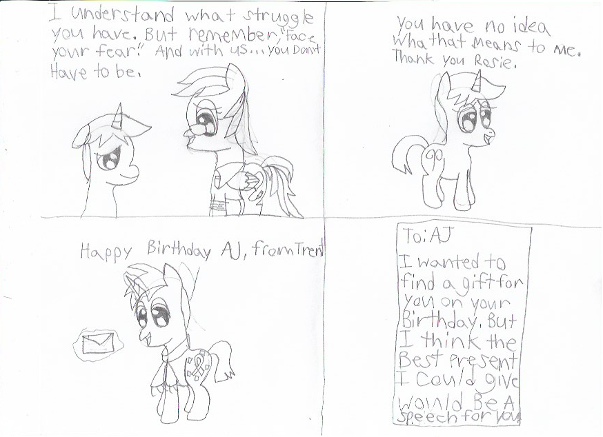 Happy Birthday AJ! Page 3 by Twilyx360