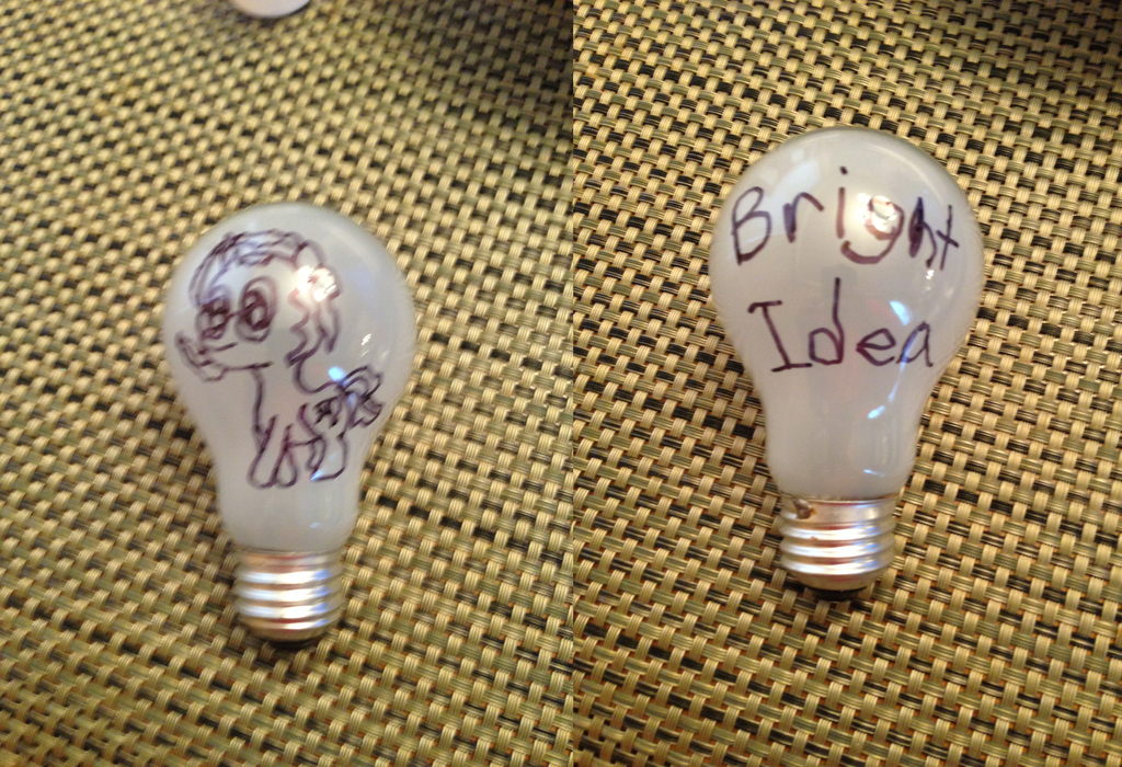 The Offical Lightbulb by Twilyx360