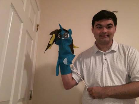 Bright Idea Pony Puppet