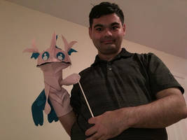 HeartsyArtsy pony puppet