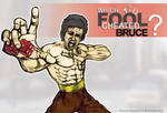Bruce Lee by Venomspartan