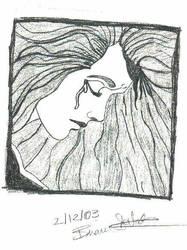 Crying by rabidbribri