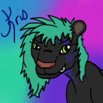 Canna Icon for Last Moon~ by NoodleSuperPot