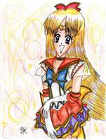 Sera Myu Venus by sailoranimations