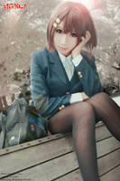 Yui Hirasawa by BryanDigitalStudio