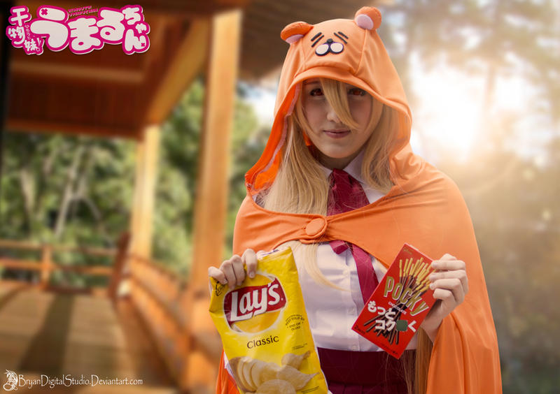 Umaru-Chan (2 of 2) by BryanDigitalStudio