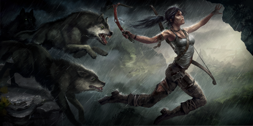 AndreyGevechanov TombRaider