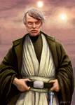Old Luke Skywalker Jedi Master Episode VII