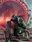 Darksiders 2 Key art 3