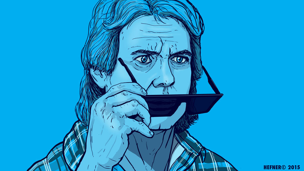 R.I.P. RODDY PIPER by HalHefnerART